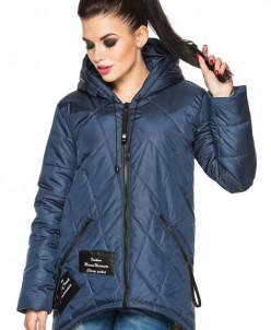 Куртка деми Камила синий
