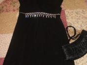 Платье вечернее р.М б/у
