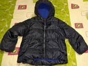 Куртка детская на синтепоне подкладка флис р.122-1