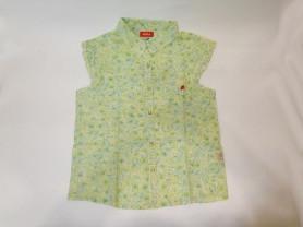 Рубашка цветастая, летняя, новая
