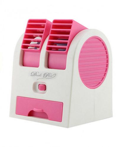 Вентилятор с возможностью ароматизации и увлажнения воздуха