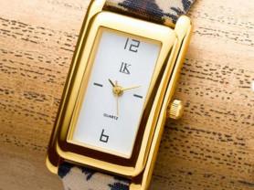 Часы женские кварц Klingel Германия с ремешком