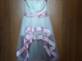 Эффектное платье на выпускной в сад р 134