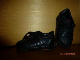 Кроссовки K-Swiss на 2 года,нат.кожа, нов.