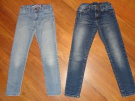 Фирменные джинсы GAP 7л.и Zara 8л.