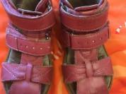 Ортузи 27 р ортопед.сандали