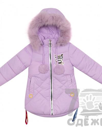 Куртка для девочки. Зима.
