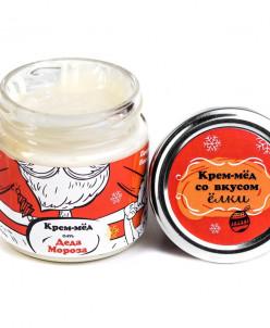 """Крем-мёд """"От Деда Мороза"""""""