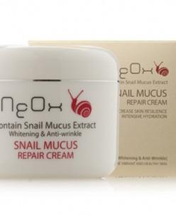 Улиточный крем [NEOX] Snail Mucus Instensive Cream