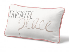 Декоративные подушки от Tchibo.