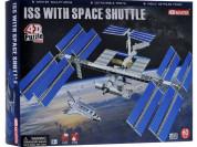 Международная космическая станция - сборная модель
