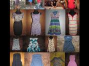 Много платьев нарядных и повседневных 40-42-44