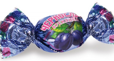 Чернослив КРЕМЛИНА шоколадный 230 гр