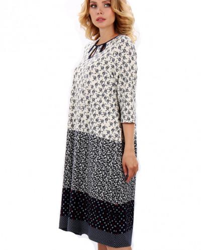 Платье 52-537к Номер цвета: 751