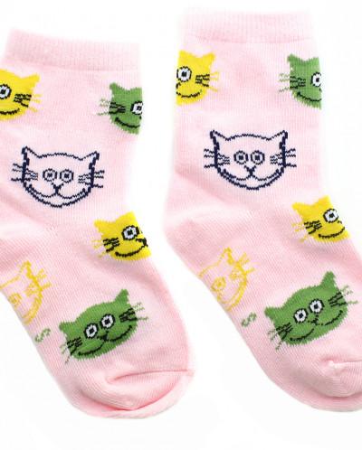 """Детские носки """"Котики"""""""