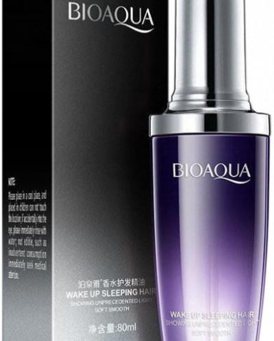 Увлажняющая сыворотка для волос с ароматом лаванды BIOAQUA
