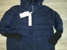 Куртка новая р. 46-48, есть карманы, капюшон (отст