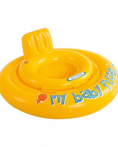 """Круг для плавания с сиденьем """"My baby float"""""""