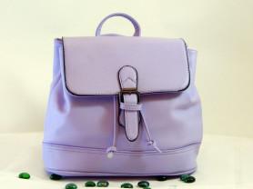 Рюкзак лилового цвета