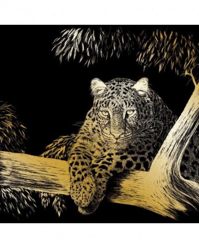 Royal Brush Gold Foil Engraving Art Kit, 8-Inch by 10-Inch