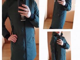 Новая осенняя весенняя куртка парка 40 42 48