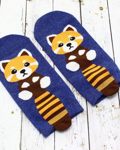"Короткие женские носки ""Котята с хвостом"""