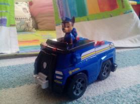 Щенячий патруль Полицейский автомобиль со звуком