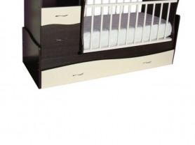 Детская кровать-трансформер «чунга-чанга»с маятн.