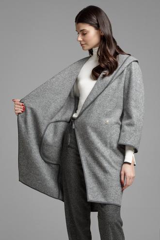 пальто женское PLAXA
