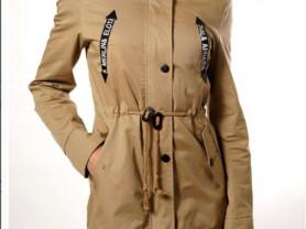 Новая куртка парка, ветровка