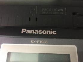 телефон-факс Panasonic- KT-FT908