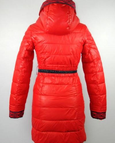 Женское пальто на холлофайбере shenowa 13111 - komod-kr