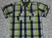 Рубашка с коротким рукавом Palomino, 104-110 см