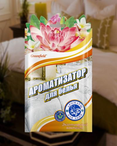 """Ароматизатор для белья """"Экзотический коктейль"""""""