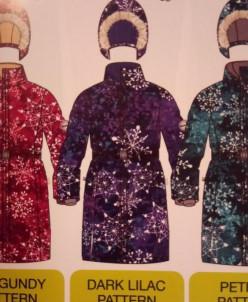 Huppa,пальто зимнее YACARANDA 12030030-82073