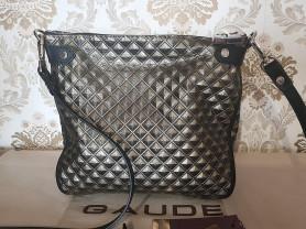 Новая кожаная сумка с эффектом 3D Италия