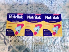 Смесь Nutrilak Premium 1 гипоаллергенный 350гр