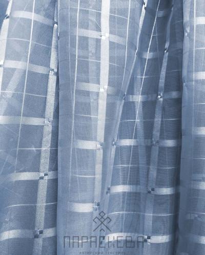 Дрезден вуаль голубой арт.16021