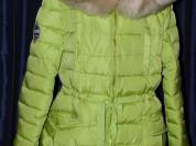 Куртка с кулиской на талии новая
