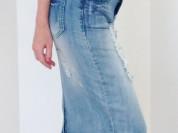 Джинсовая юбка Paolo Conte
