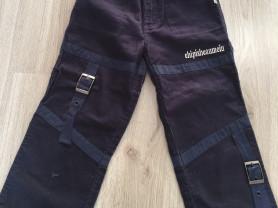 Новые вельветовые брюки р 104