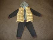 Спортивный костюм для девочки на 104р.