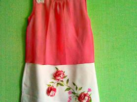 Платье нарядное новое 116,122,134,140,146,152см