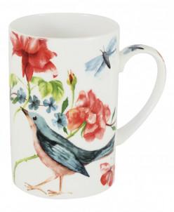 Кружка Певчая птица в цветной упаковке The English Mug, Вели