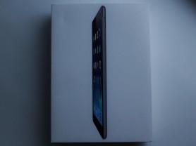 IPad Air WiFi cellular 32 GB space gray