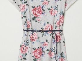 Новое платье-свитшот H&M, размер s