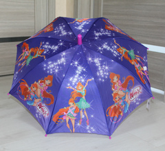 """Зонт детский 300636 """"Девочки"""" Сиреневый"""