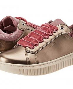 Geox Mädchen J Discomix Girl B Slip on Sneaker