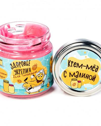 """Крем-мёд """"Здоровьеукрепин"""""""