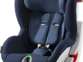 Новые автокресла Romer King II Ls 2018